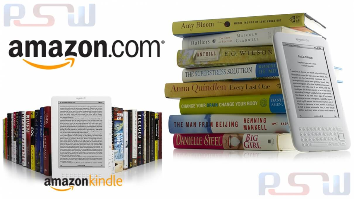 Buy Kindle Books from Outside The U.S